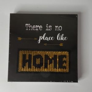 NO PLACE LIKE HOME Wall Art